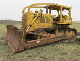 1973 caterpillar d8h series h dozer item f4872 sold apr