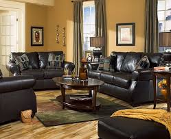 Paint Colors For Living Room Walls With Brown Furniture Paint Color For Living Room With Black Sofa Gopelling Net