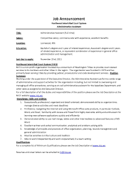 Resume Samples Executive Assistant by Senior Administrative Assistant Resume Free Resume Example And