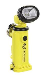 Rechargeable Work Lights by Streamlight Yellow Knucklehead Rechargeable Work Light 4 Aa
