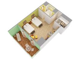 Air Force One Layout Floor Plan 3d Floor Plans Las Casitas Village