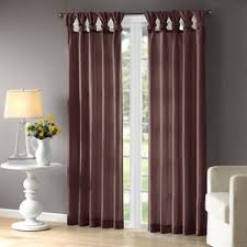 Purple And Cream Striped Curtains Purple Curtains U0026 Drapes You U0027ll Love Wayfair