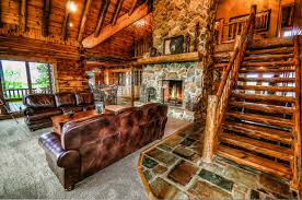 log homes interior restoring a log home to its former glory