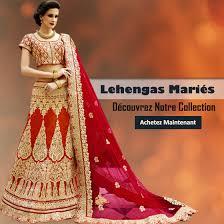 robe de mariã e indienne robe mariée indienne shopkund meilleure expérience d achat en