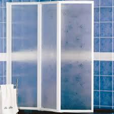 pannelli per vasca da bagno parete vasca da bagno pieghevole 3 ante in crilex profini in alluminio