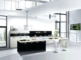 cuisine noir et blanc deco cuisine noir et gris photographie d c3 a9coration