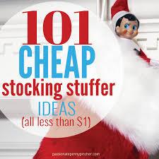 christmas stuffers 101 cheap stuffer ideas pincher