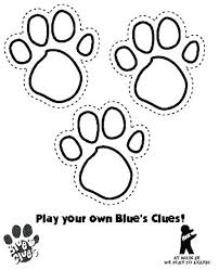 coloring page tiger paw paw print coloring page bear paw print coloring page tiger paw print