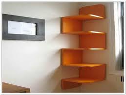 Bookshelf Wall Mounted Corner Shelves Wall Mount Home U2013 Tiles