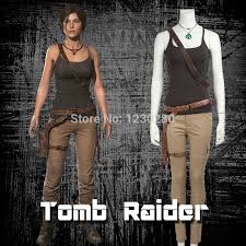 Tomb Raider Halloween Costume Compare Prices Lara Croft Costume Shopping Buy