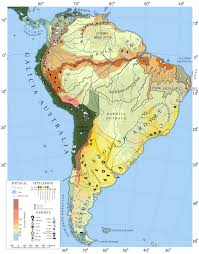 Latin And South America Map by Filetrinidad And Tobago In South America Mini Map Riverssvg South