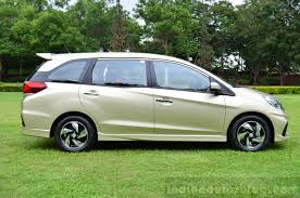 honda 7 seater car honda india s 7 seat compact suv unveiling at auto expo 2016