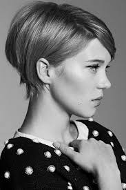 haircuts long in front cropped in back best 25 pixie bob ideas on pinterest long pixie hair pixie bob