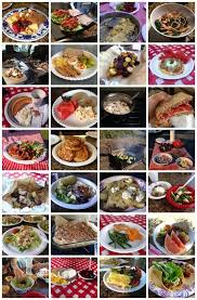 rv cuisine food on the road what we ate in the rv 100 days of food