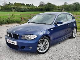 used 2009 bmw 1 series 118d m sport for sale in coventry pistonheads