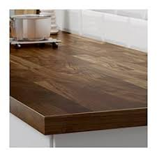 countertops for kitchen islands karlby countertop for kitchen island walnut ikea
