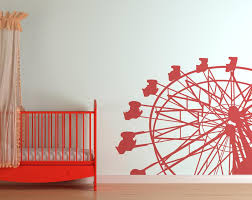 Nursery Monkey Wall Decals Wall Decals For Baby Nursery Nursery Wall Decorations