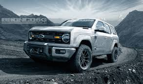 bronco car 2016 could this be a new 2020 ford bronco variant