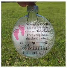 infant loss ornament miscarriage keepsake miscarriage gift beautiful for