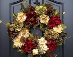 farmhouse wreath wreaths for front door