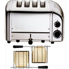 Dualit Stainless Steel Toaster Dualit 42174 2x2 Combi Toaster Stainless Steel