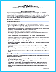 Operations Analyst Resume Sample by The Most Excellent Business Management Resume Ever