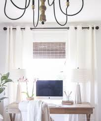 White Bamboo Curtains Gorgeous White Bamboo Curtains Designs With Best 25 Bamboo