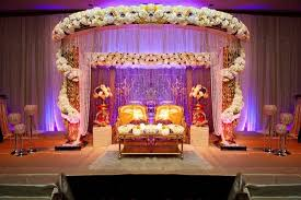 decorations for indian wedding ten signs you re in with wedding webshop nature