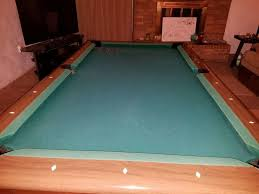 7ft pool table for sale i have a fischer by questor vintage 7ft pool table for sale in