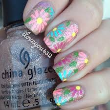 396 best nails flowers birds images on pinterest flower nails