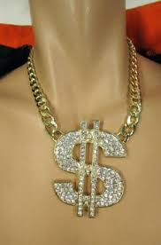 silver gold chain necklace images Fake gold chains costume jewelry big gold chain necklace 8 men jpg