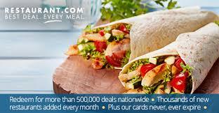 e gift cards restaurants specials by restaurant bogo 2 25 restaurant egift