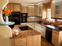 Tile For Kitchen Countertops by Inspired Examples Of Granite Kitchen Countertops Hgtv