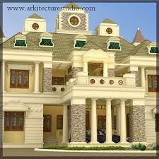 colonial home design colonial style luxury kerala home design leading architects in