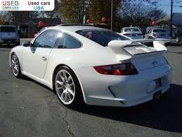 porsche 911 for sale in usa for sale 2007 passenger car porsche 911 gt3 cartersville