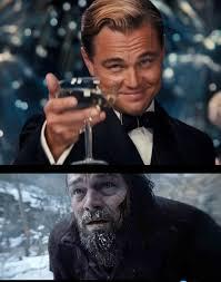 Meme Ge - leo before after meme generator imgflip