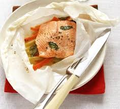cuisine papillote trout en papillote recipe food
