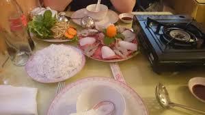 fondue vietnamienne cuisine asiatique fondu vietnamienne photo de le saïgon morlaix tripadvisor