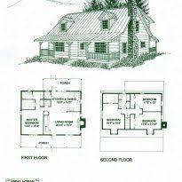 1 room cabin plans houseplanscom cottage floor plan plan 8961 loft 1