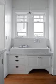 back to back sinks cute farmhouse kitchen ideas with wooden laminate floor with long