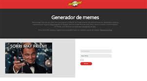 Crear Un Meme Online - cómo crear memes online 5 recursos a tu alcance twittboy com