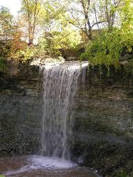 Michigan waterfalls images Waterfalls of the lake michigan watershed jpg