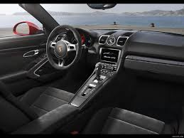 Porsche Boxster 2015 - 2015 porsche boxster gts interior hd wallpaper 10