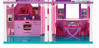 hotkg mattel barbie doll three story dreamhouse dollhouse w