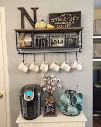 kitchen coffee bar ideas coffee bar ideas for kitchen coffee bar station shelves and coffee
