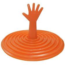 bouchon d evier cuisine bouchon d évier fantaisie design orange 6c achat vente