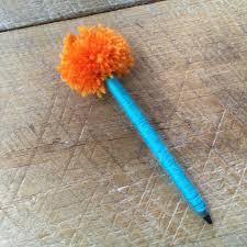 mother u0027s day pom pom pen bouquet