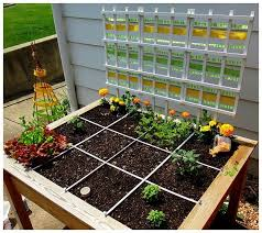 square foot garden fence ideas 16 fascinating square foot