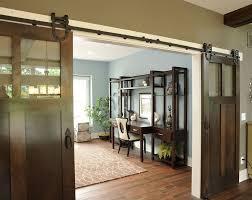 Barn Door Hardware Installation Installing A Sliding Barn Door In The Home Sliding Glass Door