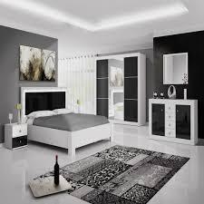 chambre adulte noir le plus incroyable chambre noir et blanc academiaghcr